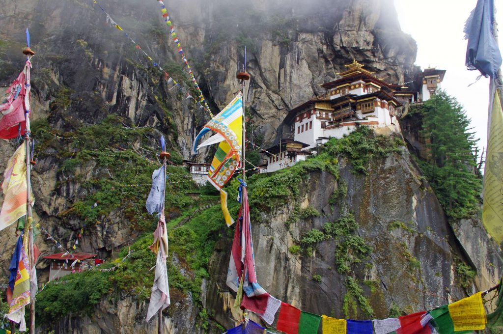 Cheap travel destination from India - Bhutan