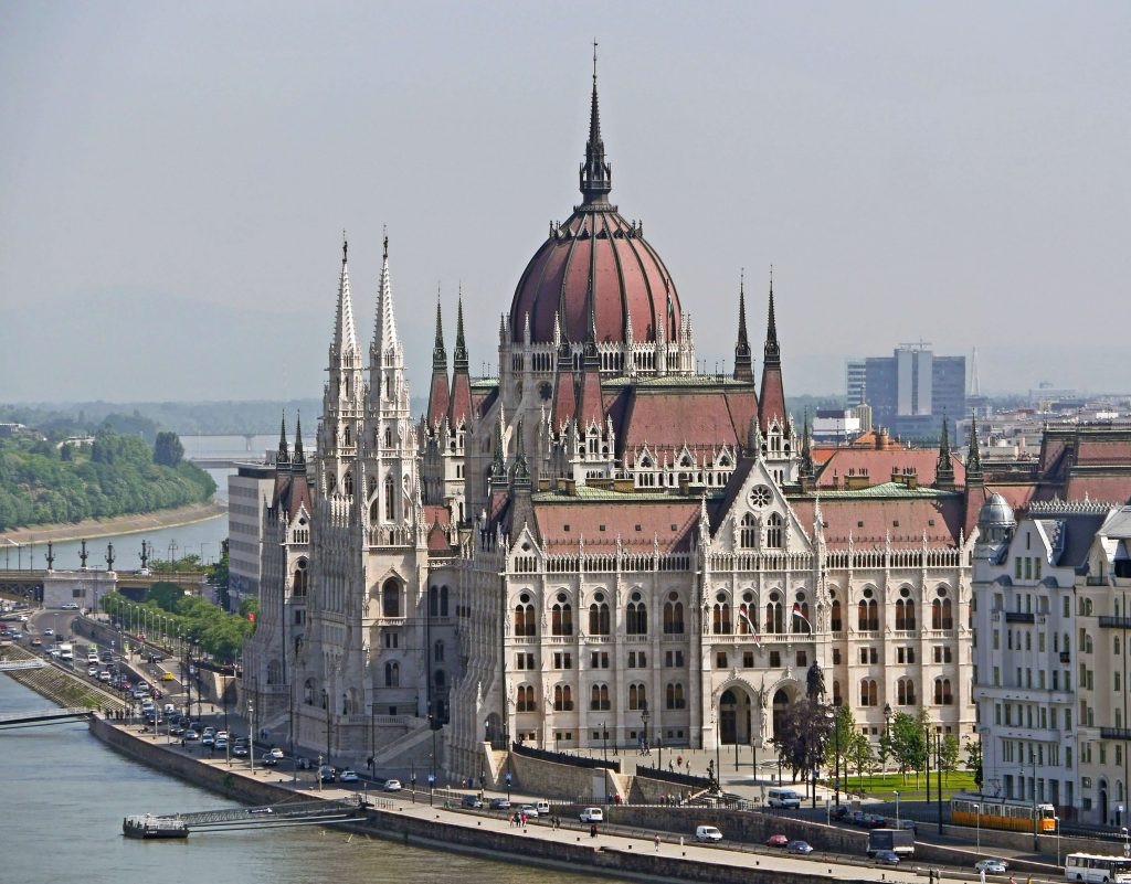 Cheap travel destination from India - Budapest