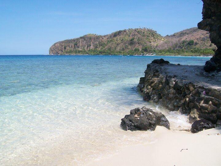 Masasa Beach White Sand