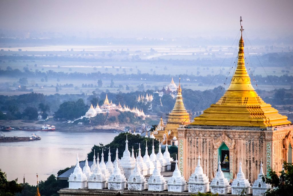 Cheap travel destination from India - Myanmar