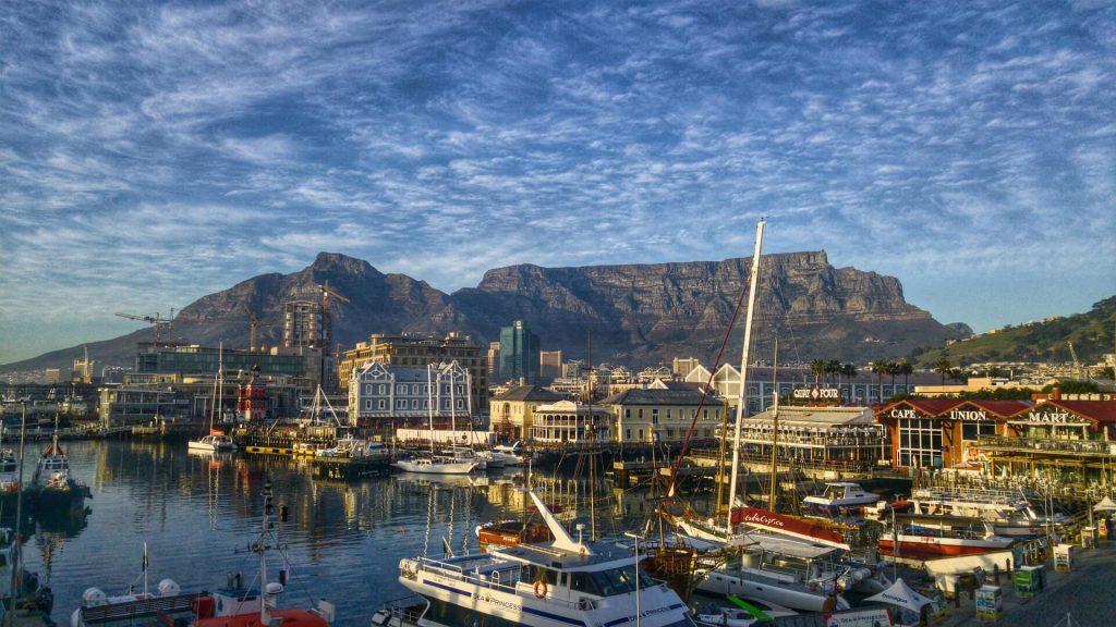 Legislative capital of South Africa