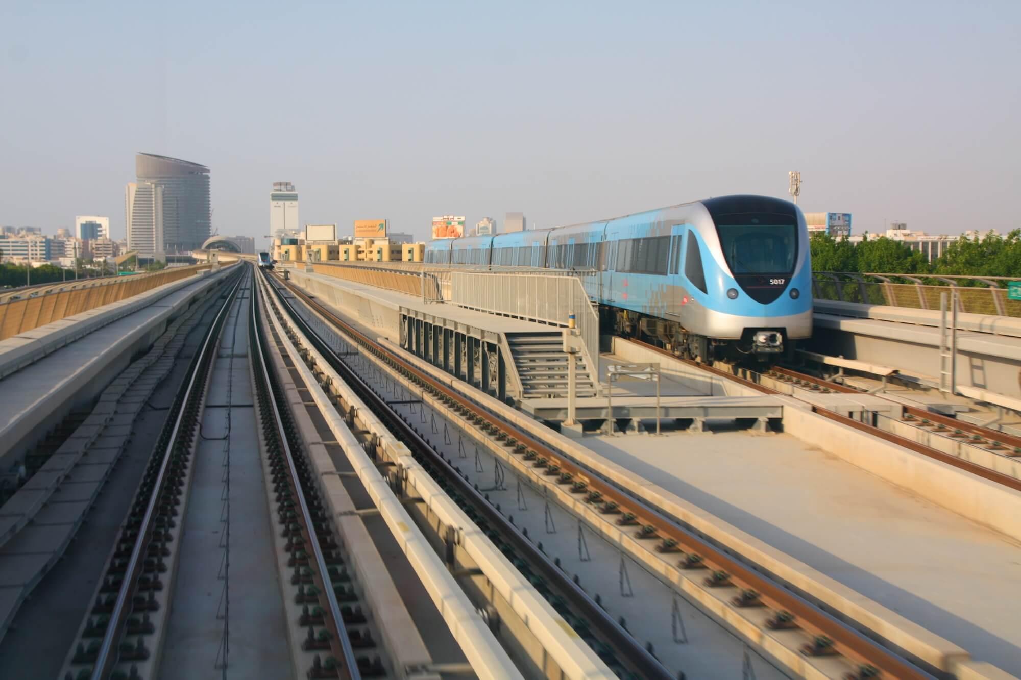 Dubai Metro Transit