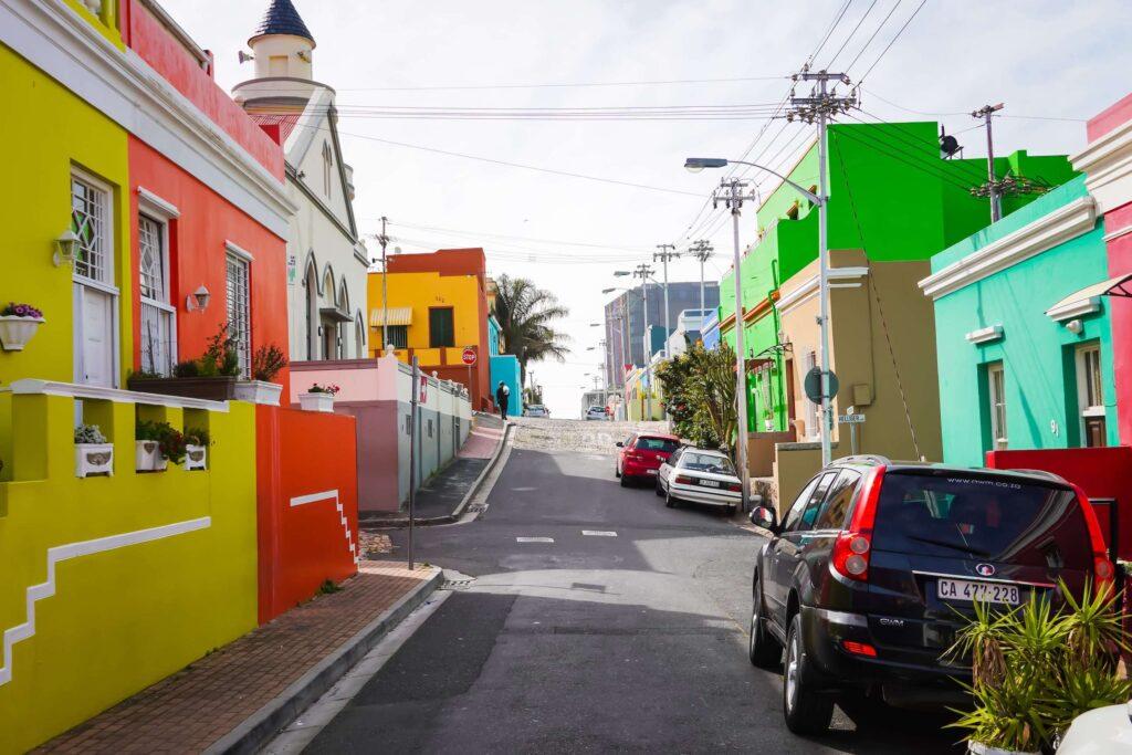 Bo-Kaap Schotsche Kloof Cape Town