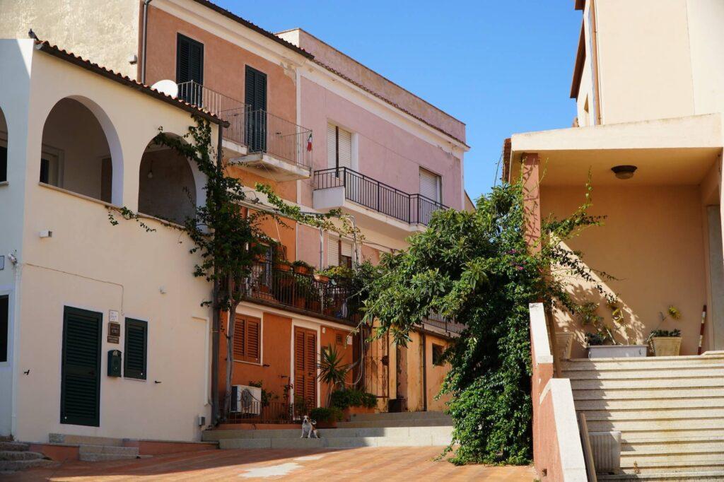 Sardinia, Italy in the Fall