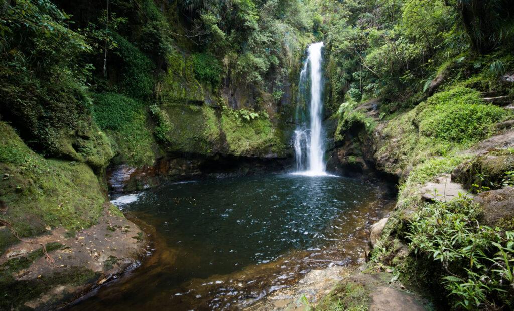 Kaiate Falls, Tauranga, New Zealand