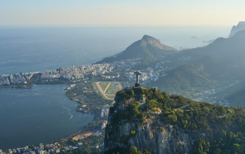Corcovado Peak