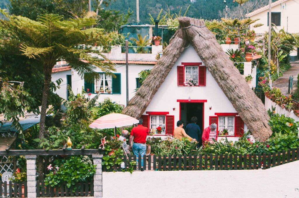 House in Funchal, Portugal