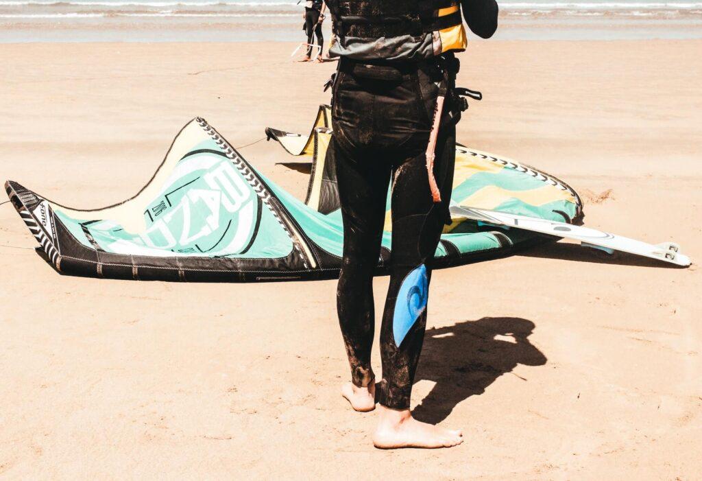 Kitesurfing, Jericoacoara