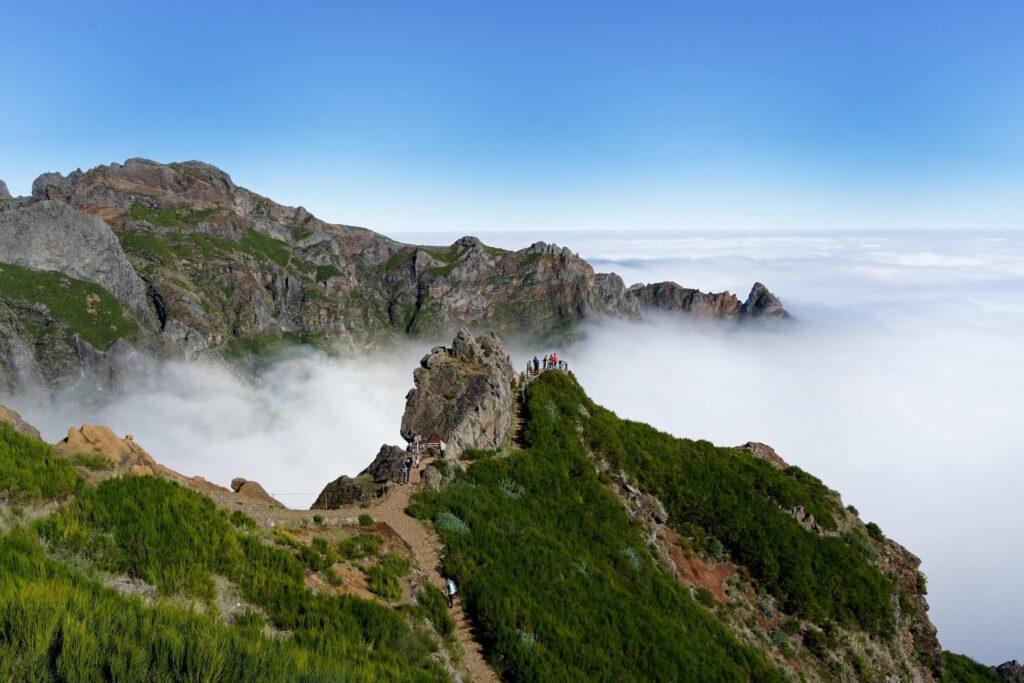 Pico do Areeiro, Madeira