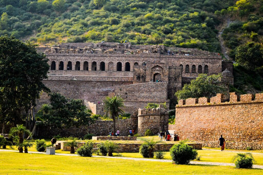 Bhangarh Fort, Jaipur, India