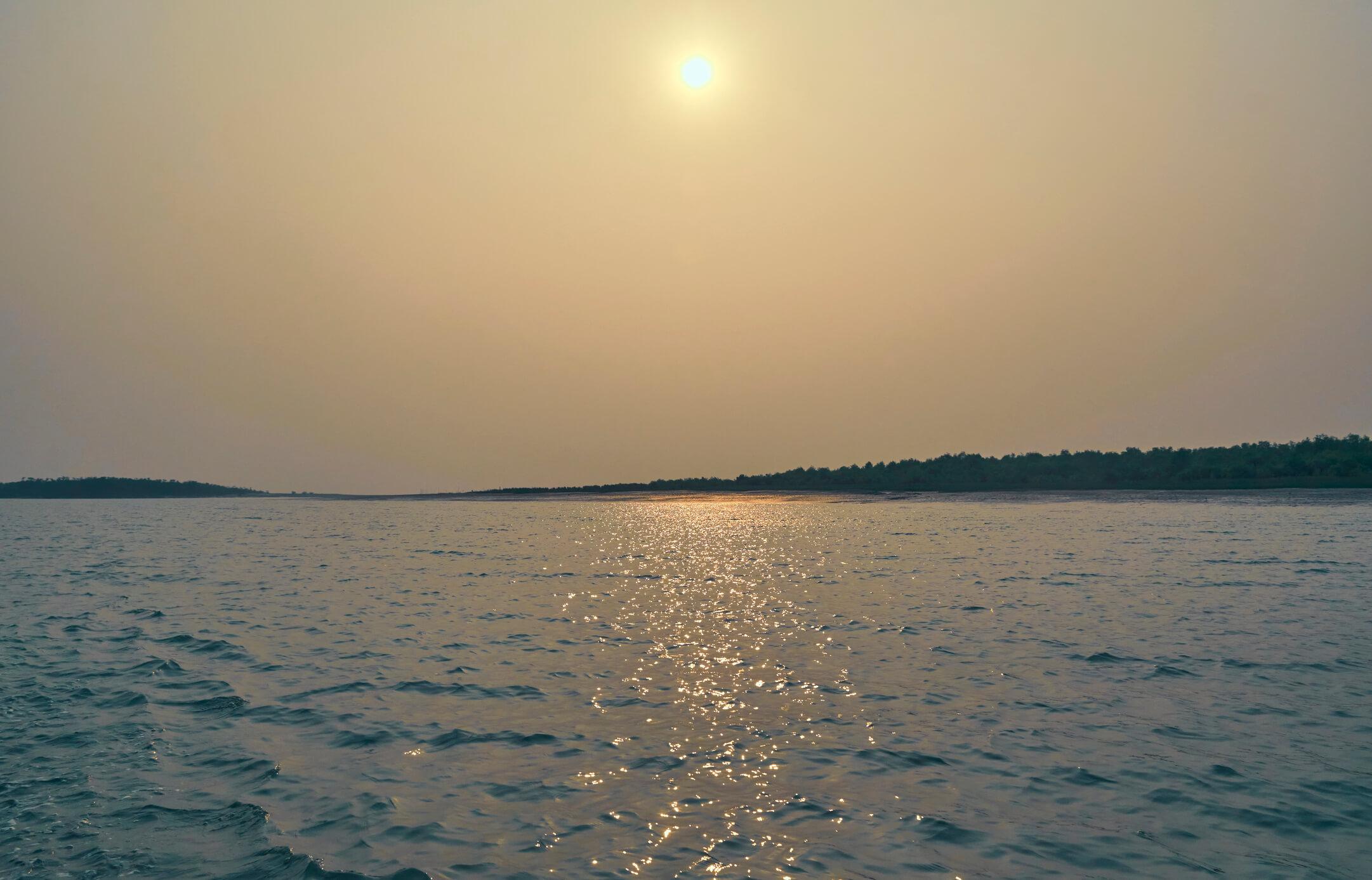 Sagar Island and Mousuni Island