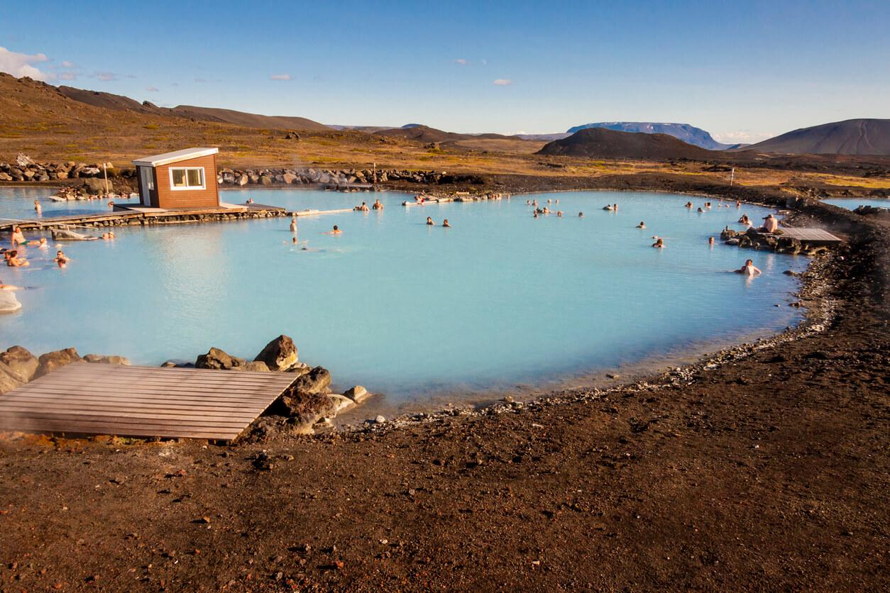 Mývatn Nature Baths, Iceland