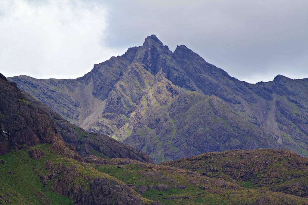 Cuillins Mountains, Skye