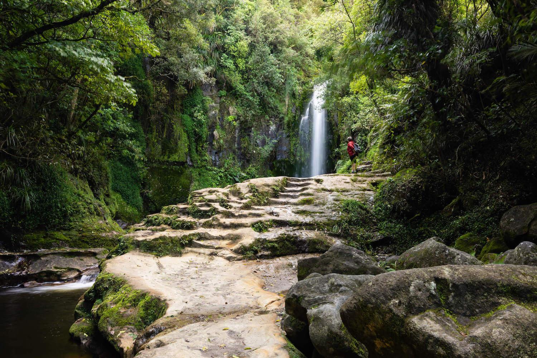 Kaiate Falls, Waitao