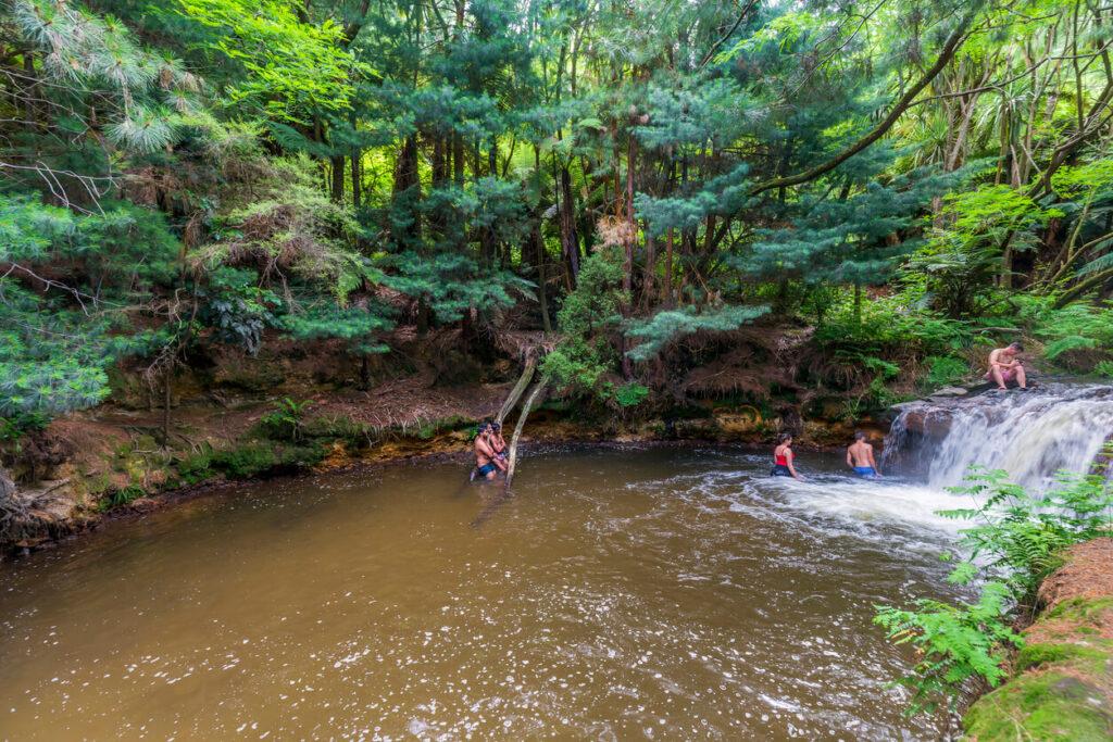 Kerosene Creek, Rotorua