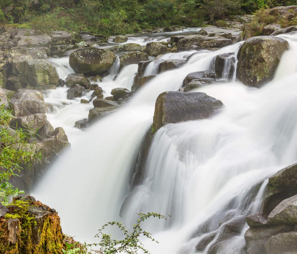McLaren Falls, NZ