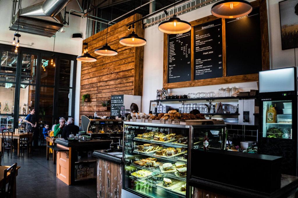 Hustl Cafe, Queenstown