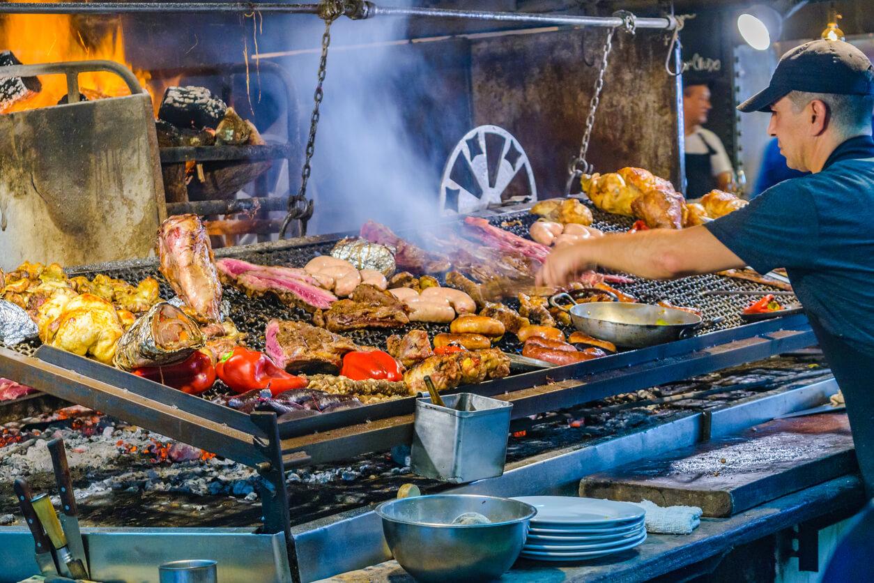 Montevideo Market, Uruguay